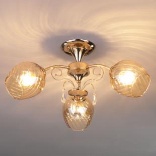 Потолочный светильник 30120/3 золото