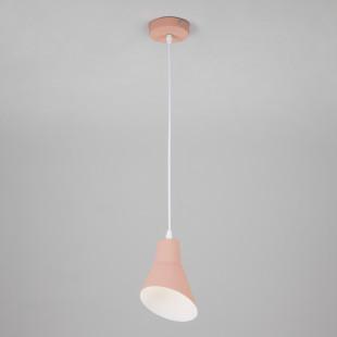 Подвесной светильник 50069/1 розовый