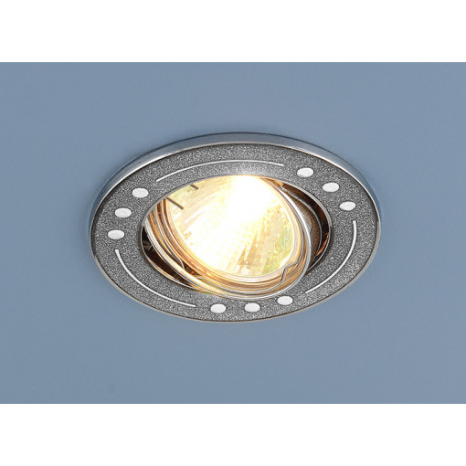 Точечный светильник 615A MR16 SL серебряный блеск/хром