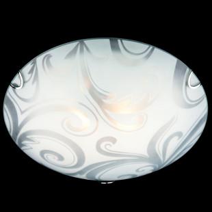 Настенно-потолочный светильник 2735/2 хром