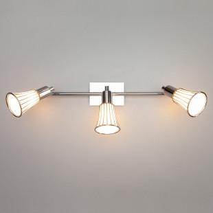 Настенный светильник 20015/3 хром