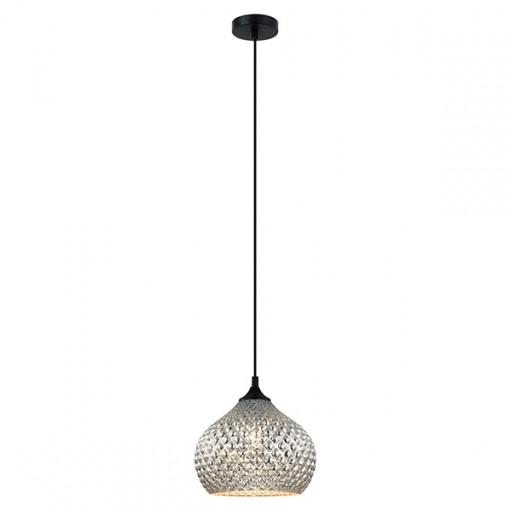 Подвесной светильник 50053/1 серебряный