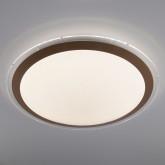 Светильник светодиодный с пультом 40004/1 LED матовое золото