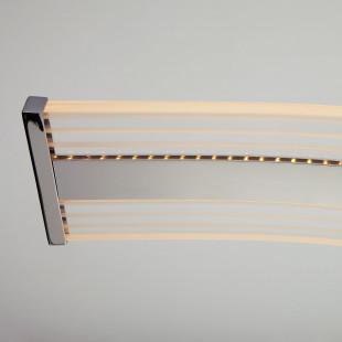 Светодиодный подвесной светильник 90071/1 хром