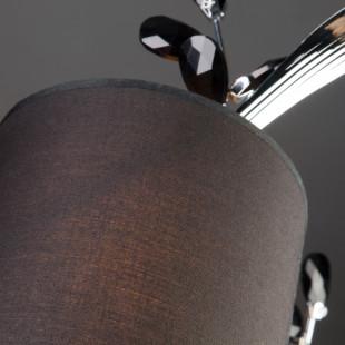 Подвесная люстра с хрусталем 70071/6 хром