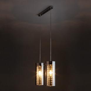 Подвесной светильник 1636/2 хром