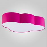 Настенно-потолочный светильник в детскую розовый 1535 Cloud