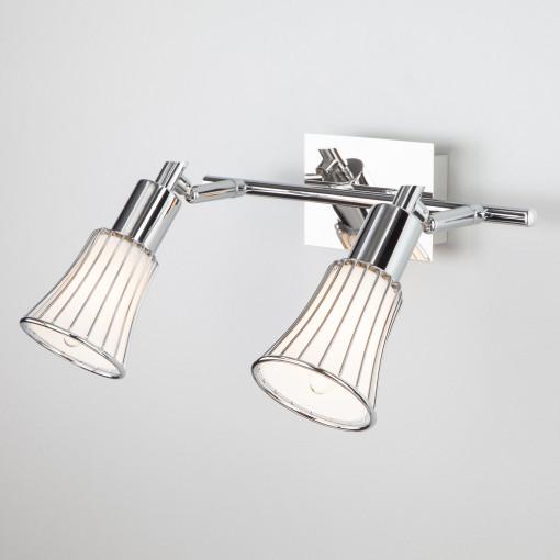 Настенный светильник 20015/2 хром