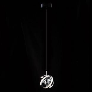Светодиодный подвесной светильник 90057/1 хром