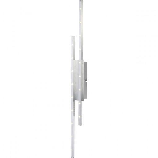 Светильник потолочный, арт. 67050-18D, LED, 18x1W, серебро