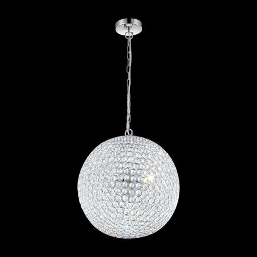 Светильник подвесной, арт. 67010-5HLED, G9 LED, 5x3W, хром