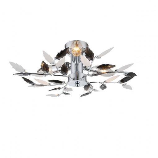 Светильник потолочный, арт. 63101-3, E14, 3x40W, хром