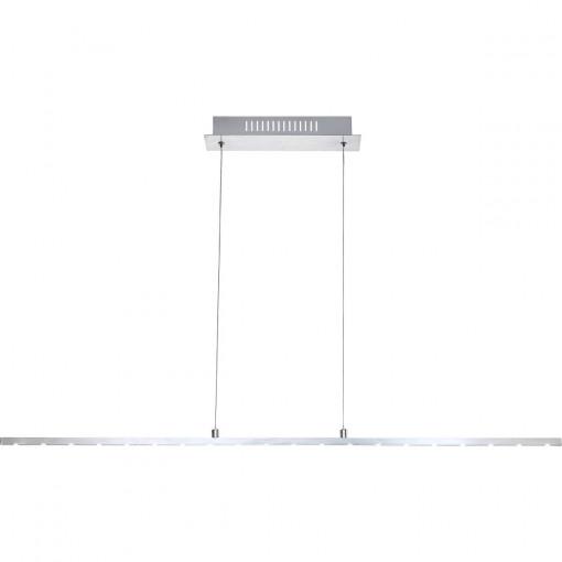 Светильник подвесной, арт. 67050-20H, LED, 20x1W, серебро
