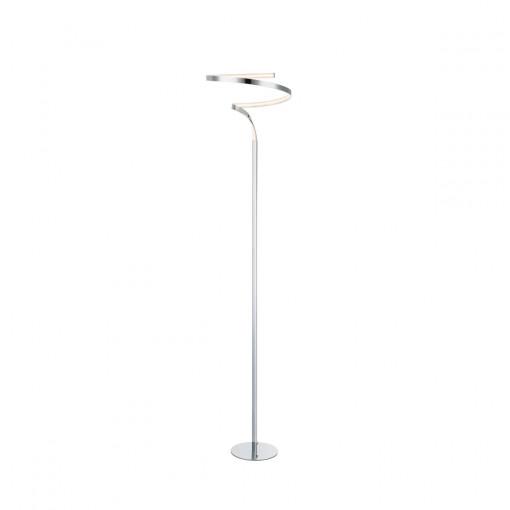 Торшер, арт. 67817-18S, LED, 1x16W, хром