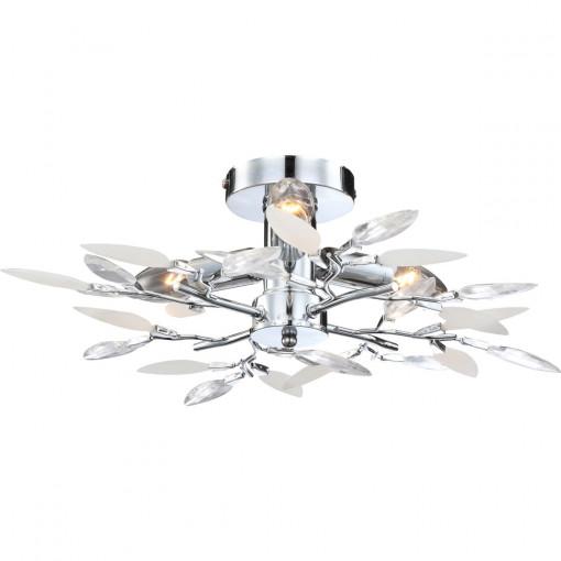 Светильник потолочный, арт. 63160-3, E14, 3x40W, хром