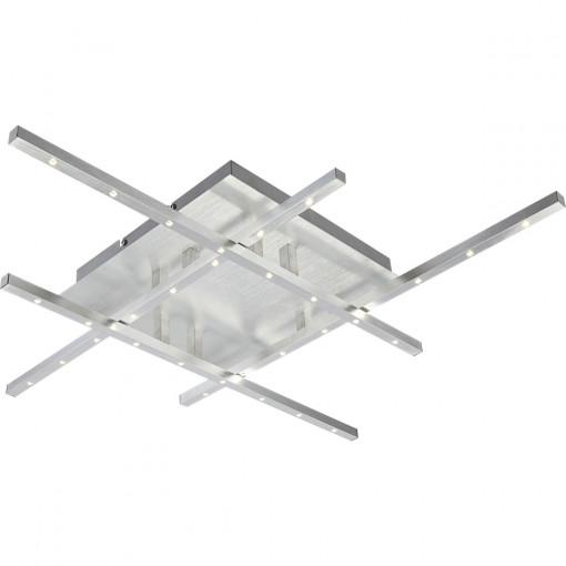 Светильник потолочный, арт. 67050-32D, LED, 32x1W, серебро
