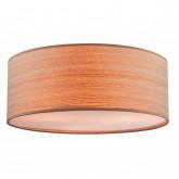 Светильник потолочный, арт. 15189D, E14, 3x40W, коричневый