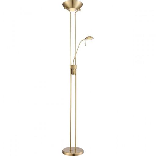 Торшер, арт. 59040, LED, 1x16W, бронза