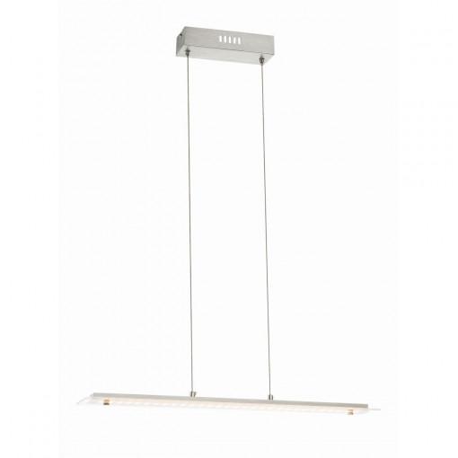Светильник подвесной, арт. 67819, LED, 1x12W, бронза матовая