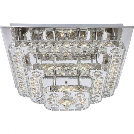 Светильник потолочный, арт. 67047-44, LED, 1x44W, хром