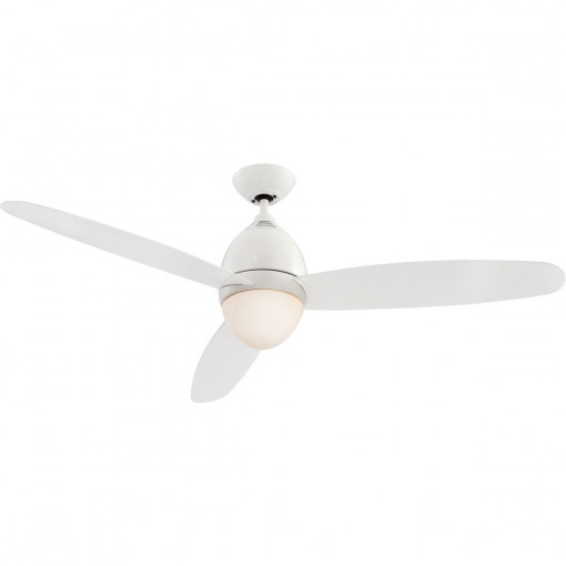 Светильник потолочный с вентилятором, арт. 300, E27, 2x40W, белый