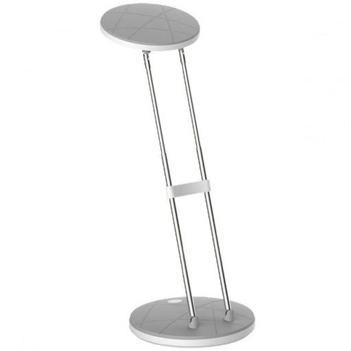 Настольная лампа, арт. 58384, LED, 1x2,5W, серый