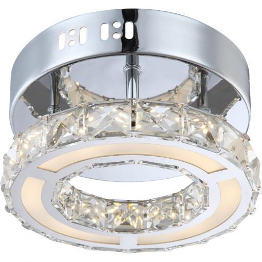 Светильник потолочный, арт. 67052-9D, LED, 1x9W, хром