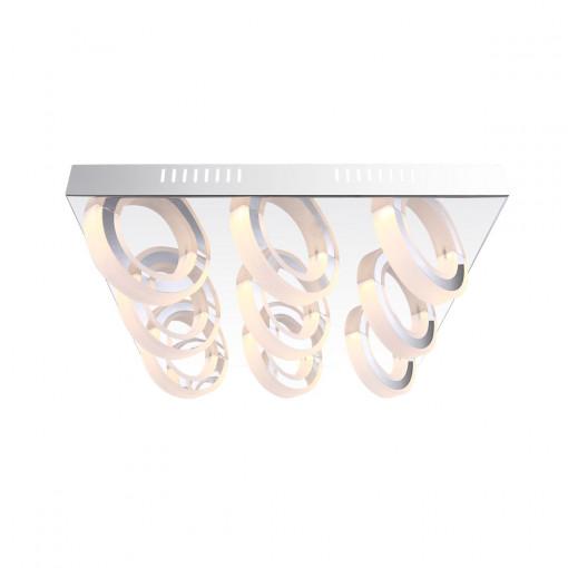 Светильник потолочный, арт. 67062-9D, LED, 9x5W, хром