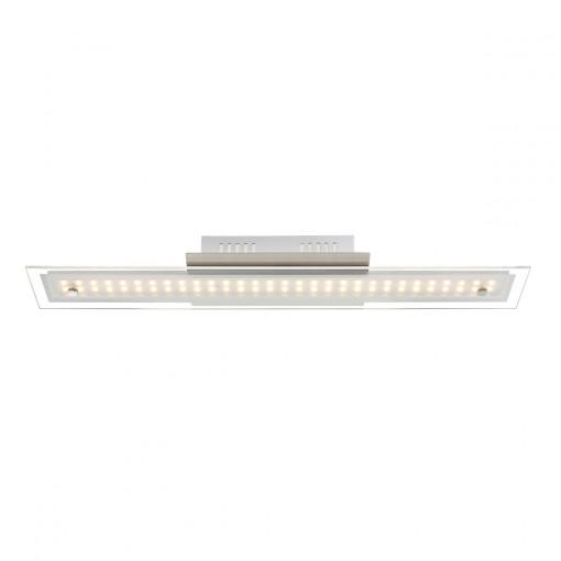 Светильник потолочный, арт. 67804-12D, LED, 1x12W, матовый никель