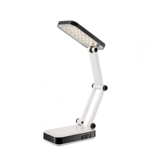 Настольная лампа, арт. 58352, LED, 1x2,5W, белый