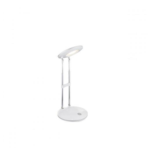 Настольная лампа, арт. 58385, LED, 1x2,5W, белый