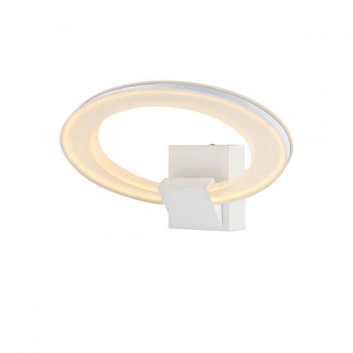 Светильник настенный, арт. 67063W, LED, 1x18,2W, белый