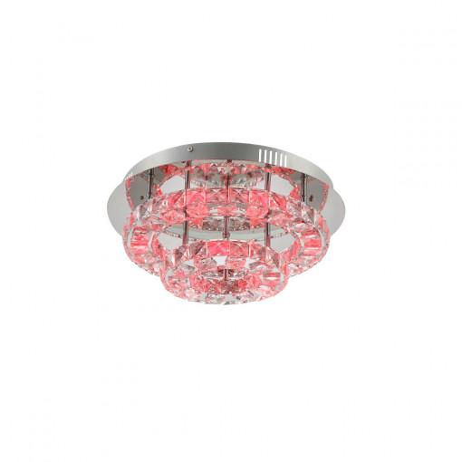 Светильник потолочный, арт. 67049-36, LED, 1x24W, хром