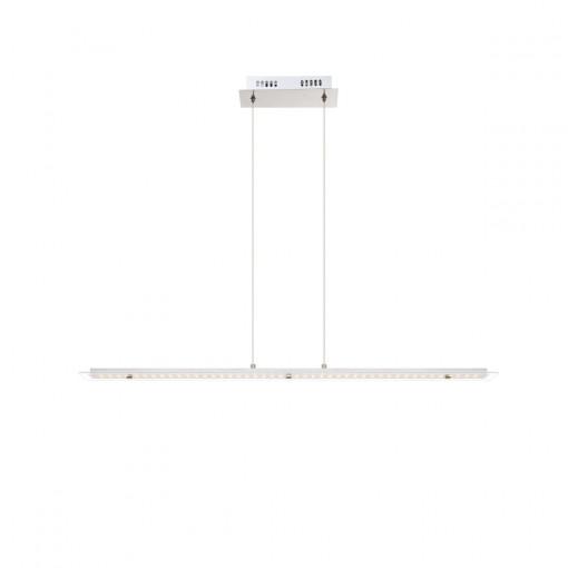 Светильник подвесной, арт. 67804-18H, LED, 1x18W, матовый никель