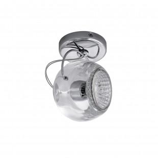110504 Светильник OCCHIO FABI CR HP16 ХРОМ/ПРОЗРАЧНЫЙ (в комплекте)