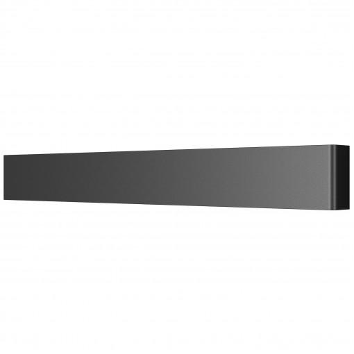 810527 Бра FIUME LED 20W 1900LM Matt black 3000K (в комплекте)