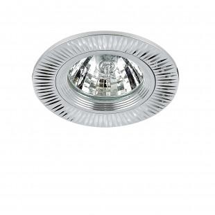 011004*** Светильник BANALE TACCA MR16/HP16 ХРОМ (в комплекте)