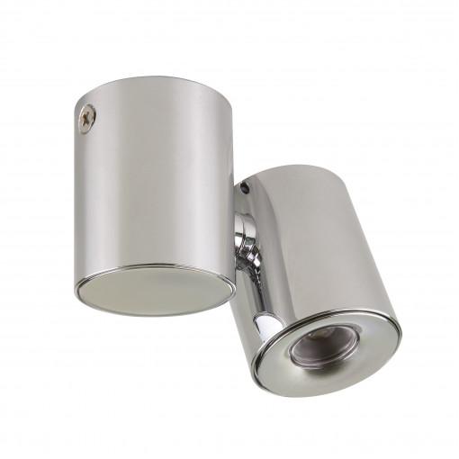 051134 Светильник PUNTO LED 3W 190LM 20G ХРОМ 3000K IP40 (в комплекте)