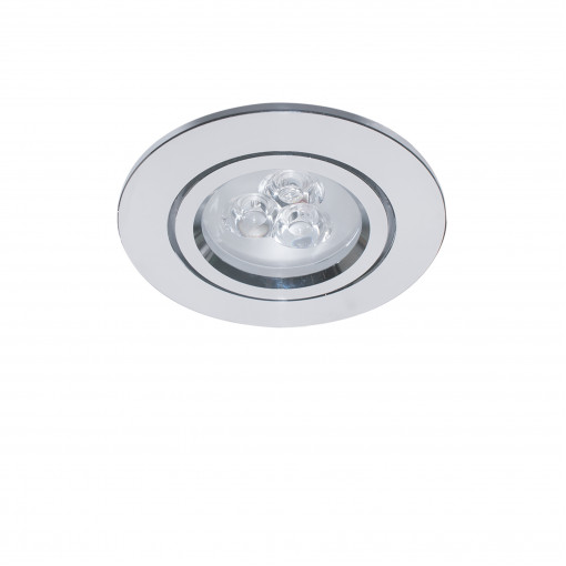 070034*** Светильник ACUTO LED 3W 270LM ХРОМ 4000K (в комплекте)