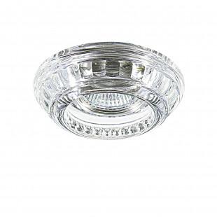 006610*** Светильник PROTO CR MR16/HP16 ХРОМ/ПРОЗРАЧНЫЙ (в комплекте)