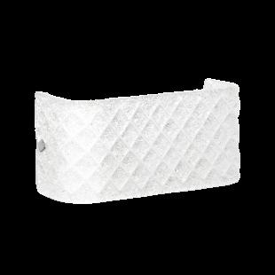 602520 (452/A/P SCAT) Бра MURANO 2х40W E14 Cristallo (в комплекте)