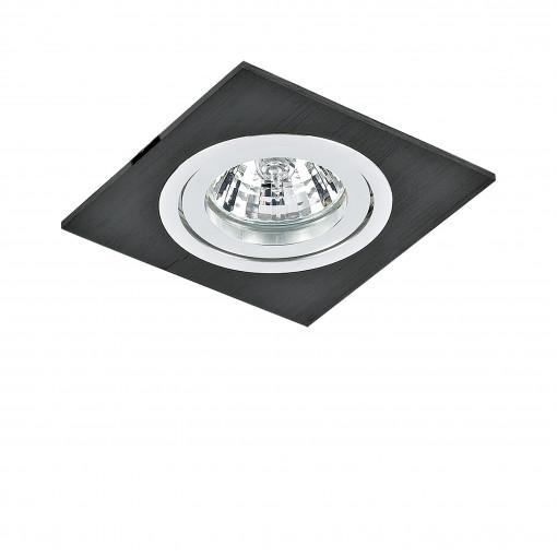 011007 Светильник BANALE WENG QUA MR16/HP16 ХРОМ (в комплекте)