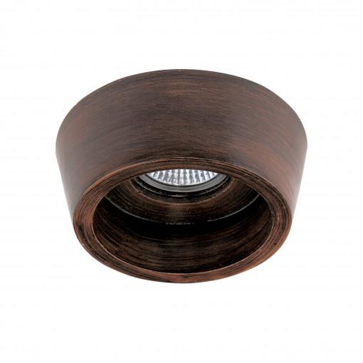 041019 Светильник EXTRA CYL ROVERE MR16/HP16 ТЕМНЫЙ ОРЕХ (в комплекте)