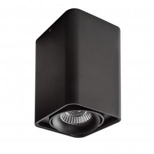 052337-IP65 Светильник MONOCCO LED10W 600LM 30G ЧЕРНЫЙ 3000K (в комплекте)