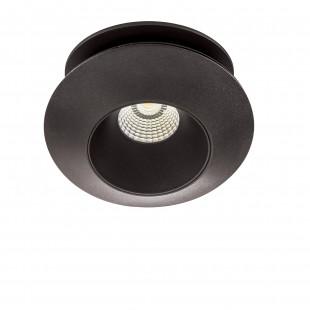 051307 Светильник ORBE LED15W 1240LM 60G ЧЕРНЫЙ 3000K (в комплекте)