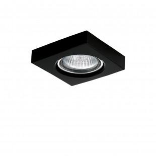 006167 Светильник LUI MICRO BL MR11 ХРОМ/ЧЕРНЫЙ (в комплекте)
