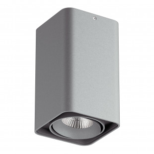 052139-IP65 Светильник MONOCCO LED10W 600LM 30G СЕРЫЙ 4000K (в комплекте)