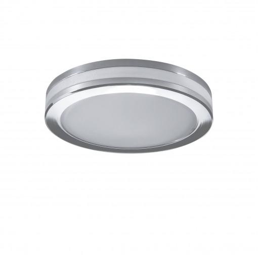 070254 Светильник MATURO LED 5W 470LM ХРОМ/МАТОВЫЙ 4000K D79 d60 (в комплекте)