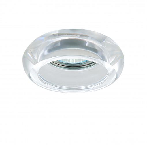 006200 Светильник TONDO CR MR16/HP16 ХРОМ/ПРОЗРАЧНЫЙ (в комплекте)