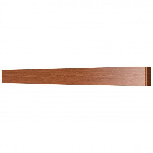 810538 Бра FIUME LED 30W 2850LM Dark wood 3000K (в комплекте)